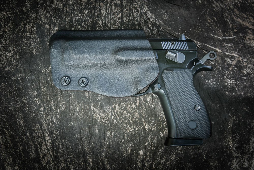 How to Make Kydex Holsters at Home