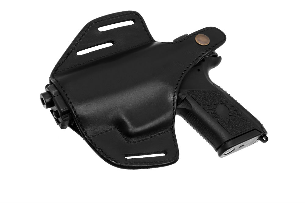 How to Make Leather Holsters at Home