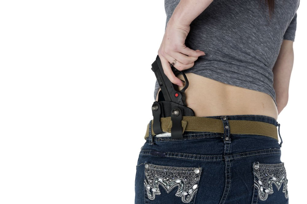 What Are The Different IWB Carry Positions?