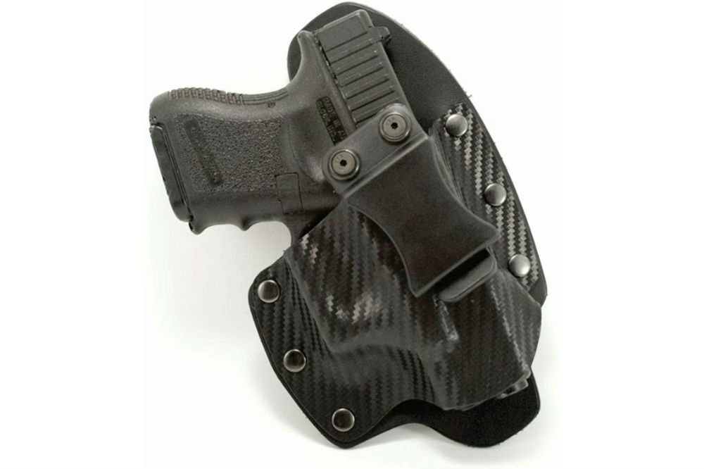 Outlaw Holsters NT Hybrid Inside Waistband Holster Review