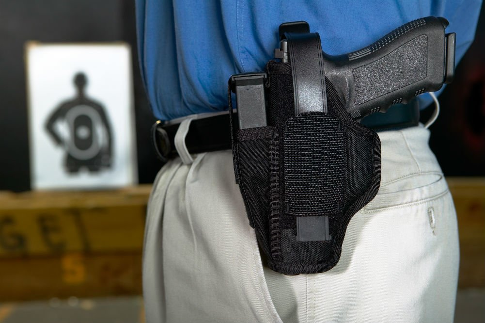 Where to Wear IWB Holsters: The Recommended Positions
